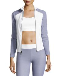 Heroine Sport - Tracking Fitted Performance Jacket - Lyst