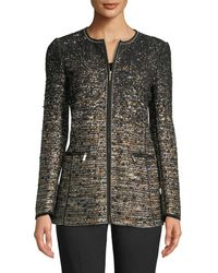 Lafayette 148 New York - Karina Tweed Jacket - Lyst