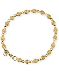 Sydney Evan - Continuous Eye Link Bracelet - Lyst