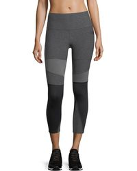 The North Face - Motivation Panelled Performance Tights - Lyst