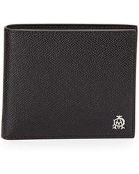 Dunhill | Bourdon Leather Bi-fold Wallet | Lyst