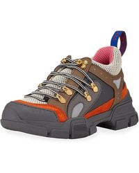 Gucci - Flashtrek Hiker Trainer - Lyst