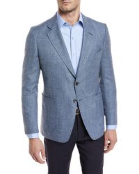 Tom Ford - Hopsack Melange Sport Coat - Lyst