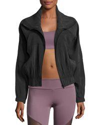 Onzie - Woven Zip-front Performance Jacket - Lyst
