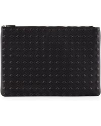 MCM - Tantris Leather Large Pouch - Lyst