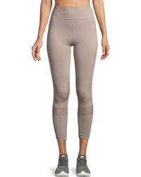 Varley | Justin High-waist Cropped Performance Tights | Lyst