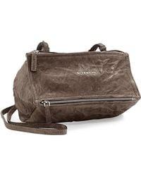 Givenchy - Pandora Mini Pepe Crossbody Bag - Lyst