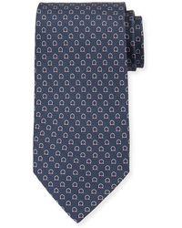 Ferragamo - Feudo Gancio Silk Tie - Lyst