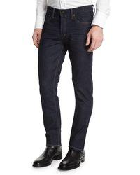 Tom Ford - Slim-fit Stretch Denim Jeans - Lyst