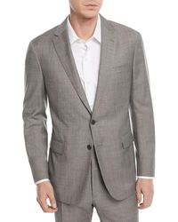 Ralph Lauren - Sharkskin Two-piece Wool Suit - Lyst