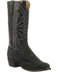37eab186399 Lucchese Sweetwater Alligator Cowboy Boots in Brown for Men - Lyst