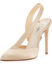 Olgana Paris - My Favorite Embellished Platform Sandal - Lyst