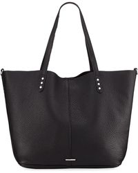 Rebecca Minkoff - Unlined Leather Baby Bag - Lyst