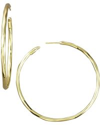 Ippolita | Thin Glamazon Hoop Earrings | Lyst