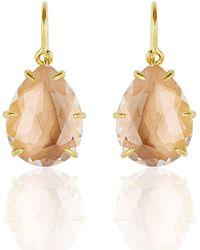 Larkspur & Hawk - Caterina One-drop Earrings - Lyst