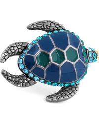 Tateossian - Mechanimal Turtle Pin - Lyst