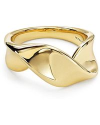 Ippolita - 18k Classico Twisted Ribbon Ring - Lyst