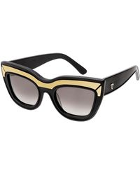 Valley Eyewear - Marmont Limited Edition Cat-eye Sunglasses - Lyst