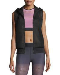 Ultracor - Flux Zip-front Honeycomb Mesh Vest - Lyst