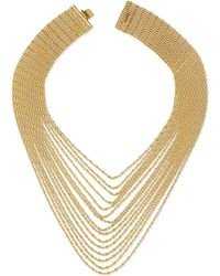 Auden | Leighton Multi-strand Chain Necklace | Lyst