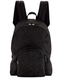 Alexander McQueen - Men's Small Jacquard Backpack - Lyst