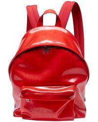 12e0e7d4fa Givenchy - Men s Transparent Plastic Backpack - Lyst