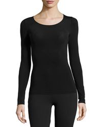 Wolford - Buenos Aires Long-sleeve Pullover Top - Lyst