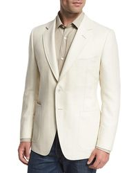 Tom Ford - O'connor Base Herringbone Two-button Sport Coat - Lyst