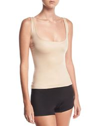 Spanx - Power Conceal-her® Shaping Camisole Extended - Lyst