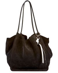 Proenza Schouler - Extra-large Suede Tote Bag - Lyst