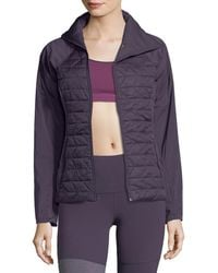 The North Face - Thermoball Active Insulated Performance Jacket - Lyst