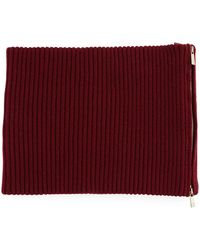 Lafayette 148 New York - Luxe Merino Ribbed Snood - Lyst