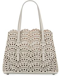Alaïa - Shoulder Bag - Lyst