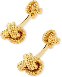 Tom Ford - Twisted Knot Cuff Links - Lyst