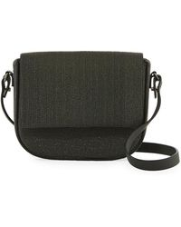 Brunello Cucinelli - Monili Beaded Crossbody Bag - Lyst