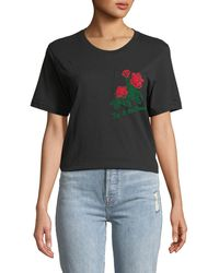 Rosie Assoulin - Say It With Flowers T-shirt - Lyst