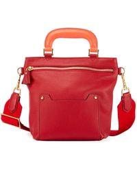 Anya Hindmarch | Orsett Mini Leather Shoulder Bag | Lyst