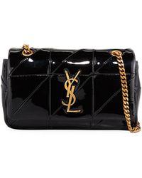 Saint Laurent - Monogramme Jamie Small Shoulder Bag - Lyst
