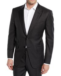 Tom Ford - Men's O'connor Check Stretch-wool Two-piece Suit - Lyst