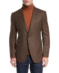 Tom Ford - O'connor Base Box-check Sport Jacket - Lyst