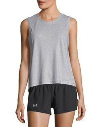 Under Armour - Breathe Muscle Tank Top - Lyst