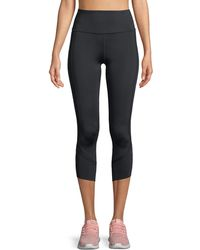 Under Armour - Breathelux Cropped Performance Leggings - Lyst