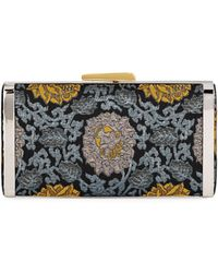 Hayward - Long Box Brocade Clutch Bag - Lyst