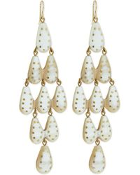 Ashley Pittman - Densi Chandelier Horn Earrings - Lyst
