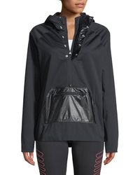 Under Armour | Define The Run Hooded Anorak Jacket | Lyst