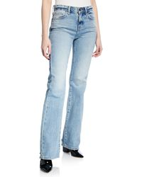 Current/Elliott - The Jarvis Flared Jeans - Lyst