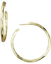 Ippolita - Thin Glamazon Hoop Earrings - Lyst