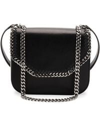 Stella McCartney - Falabella Box Bird Shoulder Bag - Lyst