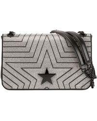 Stella McCartney - Stella Star Medium Shoulder Bag - Lyst
