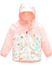 The North Face - Zipline Printed Rain Jacket - Lyst